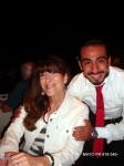 Aida Mayo and Sergio Sanchez at the Catalina Jazz Club.