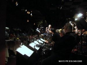 Arturo Sandoval and the LA Big Band. (MAYOPR.com)