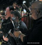 The best brass and big band in town.