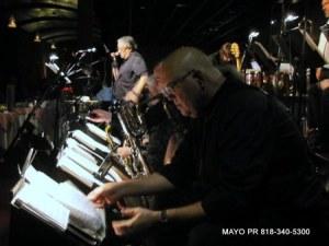 Arturo Sandoval leads his LA Arturo Sandoval Band (MAYOPR.com)