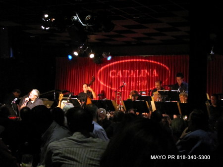 Long Shot of Catalina Jazz Club