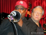 shots of Jon Barnes at Catalina Club with Arturo Sandoval