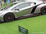 Lamborghini Veneno at the Concours D' Elegance.